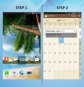 Samsung Galaxy Mega 6.3 Calendar Event Delete 1-2