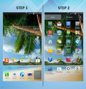Samsung Galaxy Mega 6.3 Caller ID 1-2