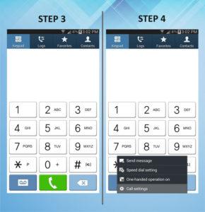 Samsung Galaxy Mega 6.3 Caller ID 3-4