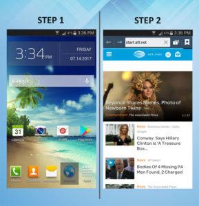 Samsung Galaxy S3 Clear Cache 1-2