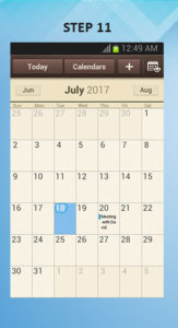 Troubleshooting Rugby Pro Calendar Event 11