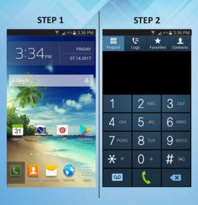Samsung Galaxy S3 Create Contact (1) 1-2