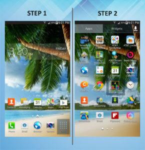 Samsung Galaxy Mega 6.3 Delete App 1-2