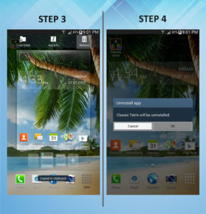 Samsung Galaxy Mega 6.3 Delete App 3-4