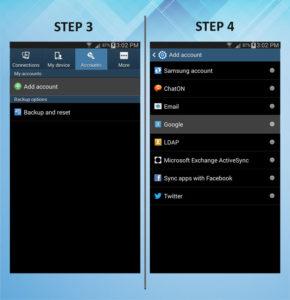 Samsung Galaxy Mega 6.3 Email 3-4