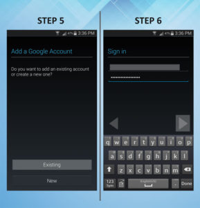 Samsung Galaxy S3 Email 5-6