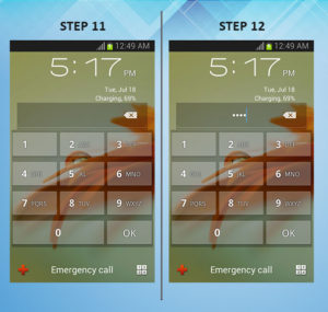 Troubleshooting Rugby Pro Lock Pin 11-12