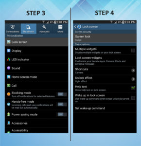 Troubleshooting Samsung Galaxy Mega 6.3 Lock Pin 3-4