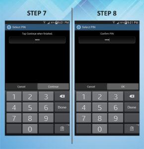 Troubleshooting Samsung Galaxy Mega 6.3 Lock Pin 7-8