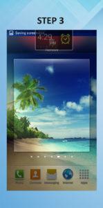 Samsung Galaxy S3 Remove Widget 3