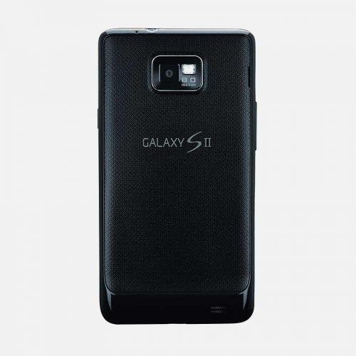 Samsung Galaxy S2 Black Back
