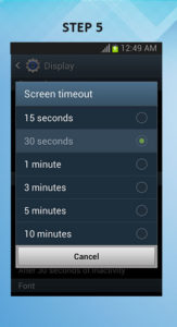 Troubleshooting Rugby Pro Screen Timeout 5