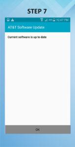 Samsung Galaxy S5 Active Software Update 7