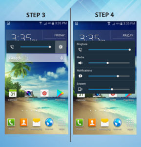 Samsung Galaxy S3 Volume (1) 3-4