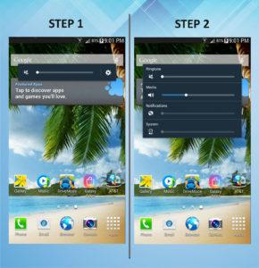 Troubleshooting Samsung Galaxy Mega 6.3 Volume (2) 1-2