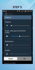 Samsung Galaxy S3 Volume (2) 5