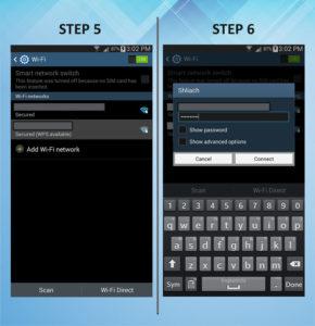 Samsung Galaxy Mega 6.3 Wi-Fi 5-6