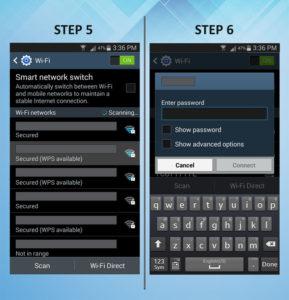 Samsung Galaxy S3 Wi-Fi 5-6
