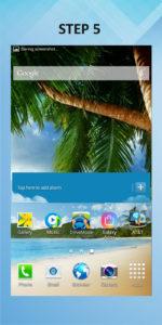 Samsung Galaxy Mega 6.3 Add Widget 5