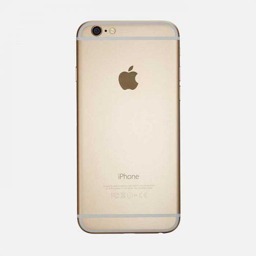 iPhone 6 Plus Gold Black
