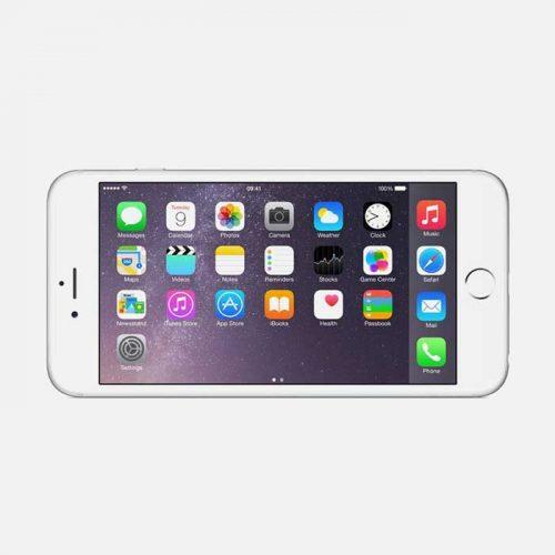 iPhone 6 Plus White Front Horizontal