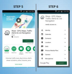Samsung Galaxy S4 Mini Apps 5-6