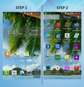 Samsung Galaxy S4 Mini Background 1-2