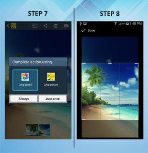 Samsung Galaxy S4 Mini Background 7-8