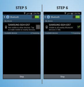 Samsung Galaxy S4 Mini Bluetooth 5-6
