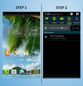 Samsung Galaxy S4 Mini Brightness (2) 1-2