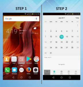 Troubleshooting Huawei Ascend XT Add Calendar Event 1-2