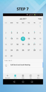 Troubleshooting Huawei Ascend XT Add Calendar Event 7