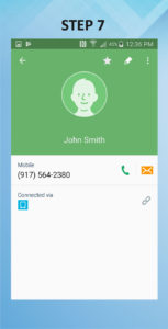 Samsung Galaxy S5 Active Create Contact (2) 7