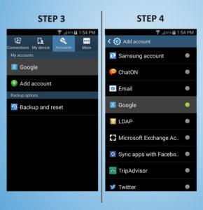 Samsung Galaxy S4 Mini Email 1-2