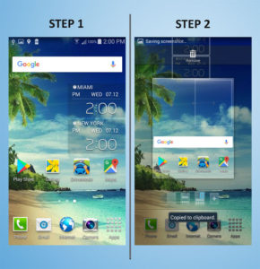 Samsung Galaxy S4 Mini Remove Widget 1-2