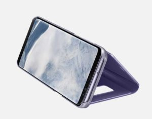 Samsung Clear View Stand for Galaxy S8