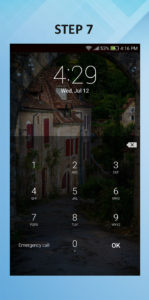 Troubleshooting Huawei Ascend XT Screen Lock 7