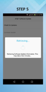 Troubleshooting Huawei Ascend XT Software Update 5