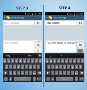 Samsung Galaxy S4 Mini Text 3-4