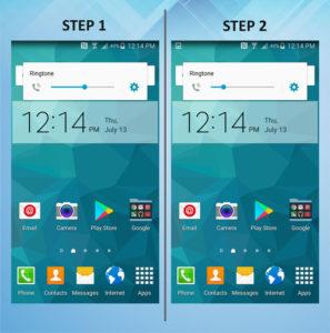 Samsung Galaxy S5 Active Volume (1) 1-2