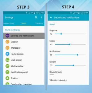 Samsung Galaxy S5 Active Volume (2) 3-4