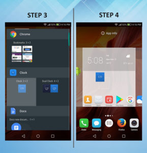 Troubleshooting Huawei Ascend XT Add Widget 3-4