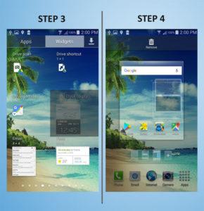 Samsung Galaxy S4 Mini Widget 3-4