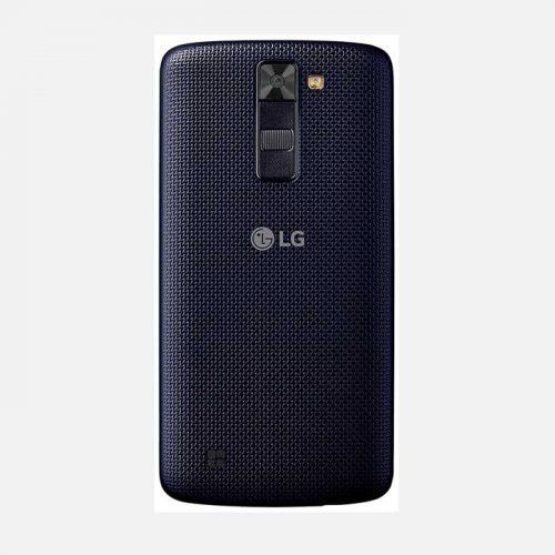 LG K8 back view