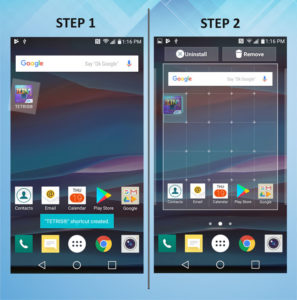 Troubleshooting the LG K8 Uninstall App 1-2