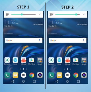 Troubleshooting the LG K10 Volume (1) 1-2