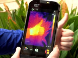 Cat S60 Thermal Technology