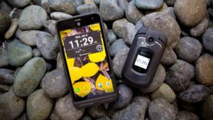 Kyocera Duraforce and DuraXE