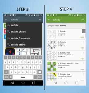 LG G3 Vigor - Add App 3-4