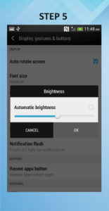 HTC One X - Brightness (2) 5